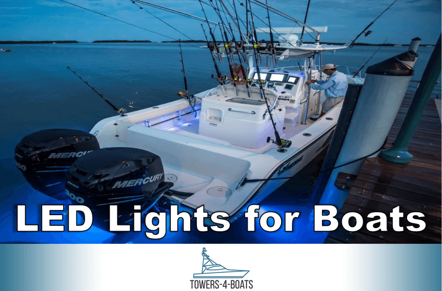LED Lights for Boats