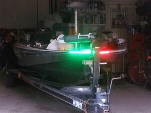LED Lights for navigation