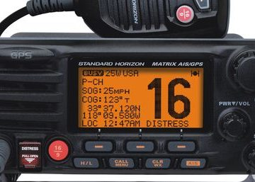 Boat VHF Radio vs Cell Phone