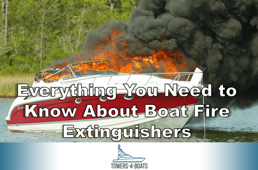 Everything You Need to Know About Boat Fire Extinguishers