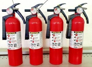 Fire Extinguisher 1A 10BC