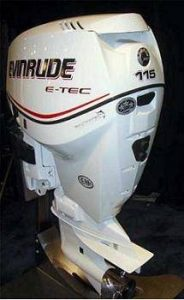115 HP outboard