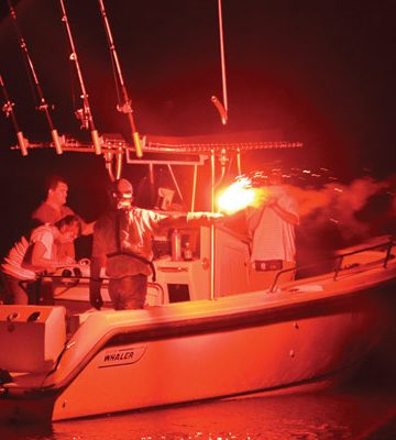 Flares for Boats
