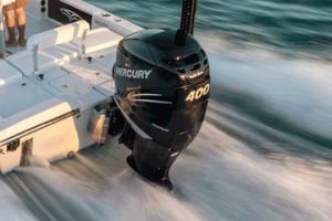 High power outboards