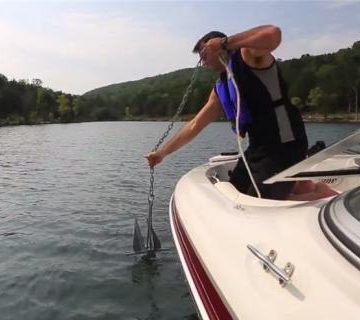 How to Select an Anchor for Rivers