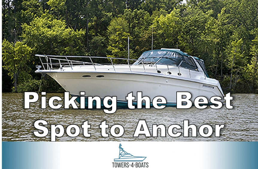 Picking the Best Spot to Anchor