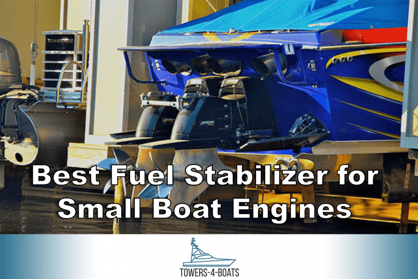 Best Fuel Stabilizer for Small Boat Engines