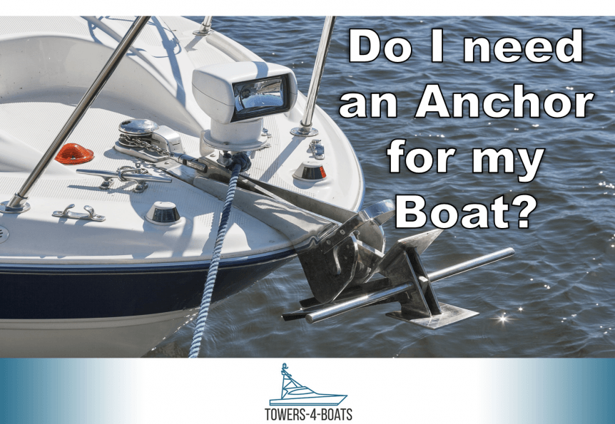 Do I need an Anchor for my Boat