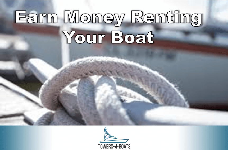 Earn Money Renting Your Boat