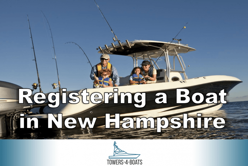 Registering a Boat in New Hampshire