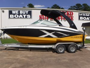 Sell your boat to Dealership