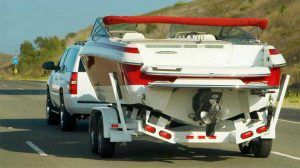 Trailer Boat Safe Driving