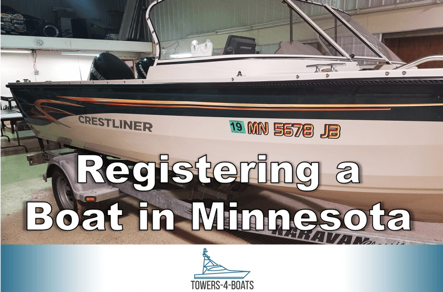 Registering a Boat in Minnesota