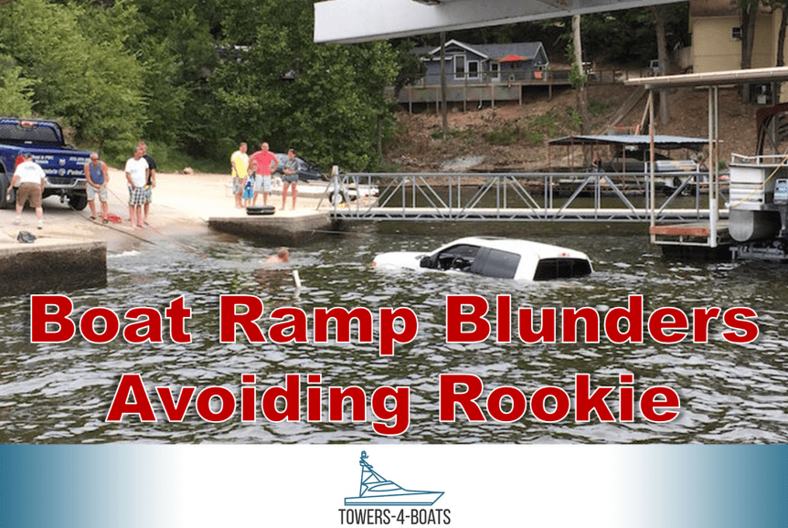 Boat Ramp Blunders Avoiding Rookie Mistakes