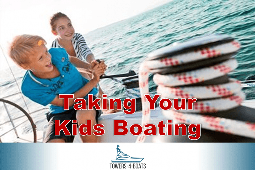 Taking Your Kids Boating