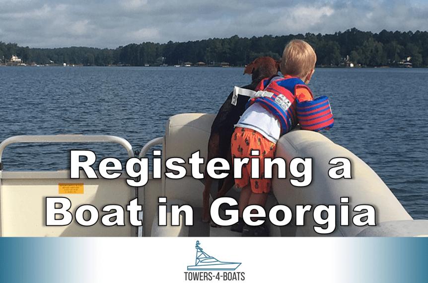 Registering a Boat in Georgia