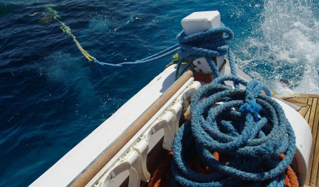 How Long Should Your Anchor Line Be?