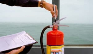 How Long is a Boat Fire Extinguisher Good For?