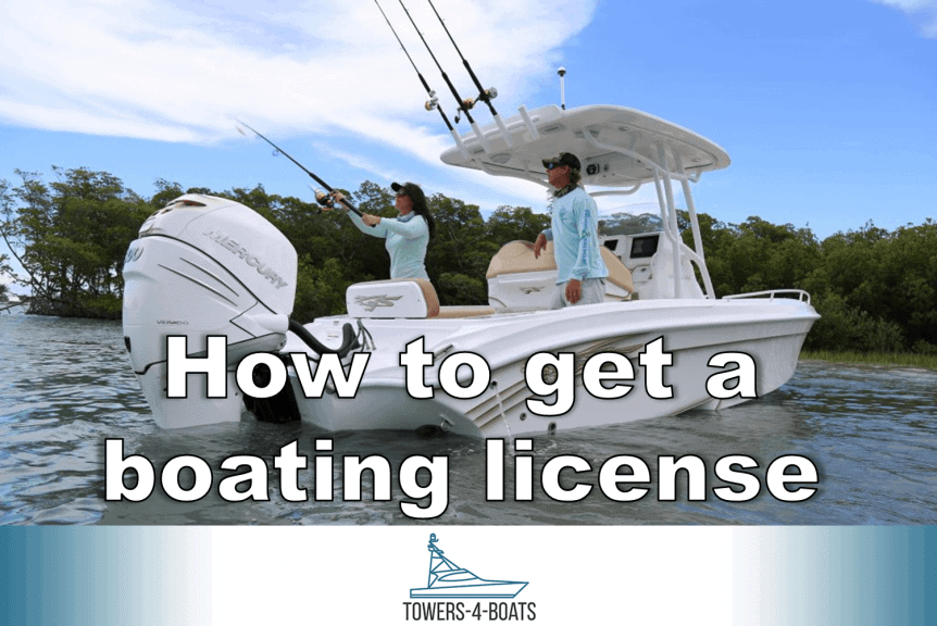 How to Get Your Boating License