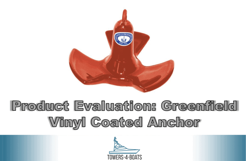 Product Evaluation: Greenfield 516-RD Vinyl Coated Anchor-Red 16lb
