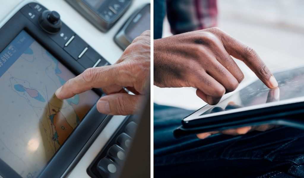 Tablet vs Chartplotter? Which is Right for Your Boat?