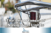 The Importance of Navigation Lights