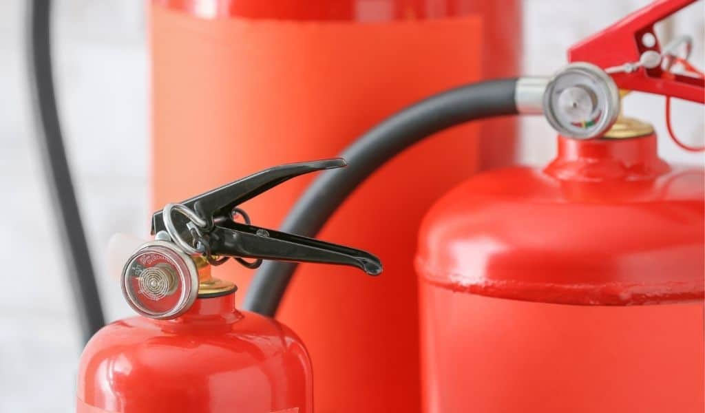 Where Should Fire Extinguishers Be Stored on a Boat?