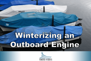 Winterizing an Outboard Engine