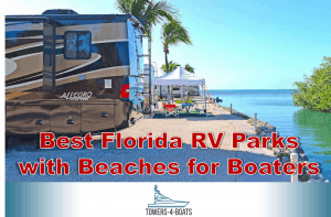 Best Florida RV Parks with Beaches for Boaters